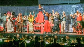 Grond success per l'Opera Viva a Sursaissa