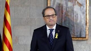Catalugna: Il president ha preschentà sia regenza nova