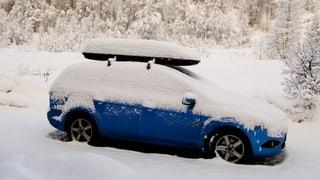 Mit dem Auto sicher in die Berge