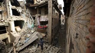 Nepal: Die Zahlen des Grauens