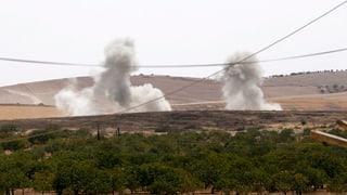 Dutzende Tote in Nordsyrien bei Luftangriffen der Türkei