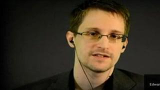 Snowden würde gerne in die Schweiz kommen