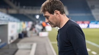 Weiler als Trainer des FC Luzern freigestellt (Artikel enthält Audio)