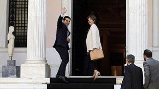 Vorerst keine Pläne für Neuwahlen in Athen
