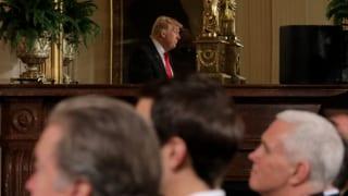 Hohn und Spott nach Trumps Rundumschlag