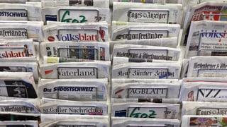 Printmedien verlieren ihre Leser