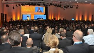 «ECO» am Swiss Economic Forum 2013