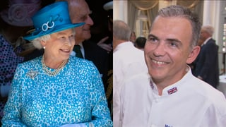 Chefkoch der Queen: «Sie bringt mir Rezepte»