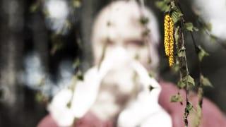 Video «Heuschnupfen, Diabetiker-Warnhund, Tuberkulose» abspielen