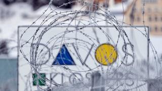 4377 Armeeangehörige sind aufgeboten, um das Weltwirtschaftsforum in Davos zu schützen.