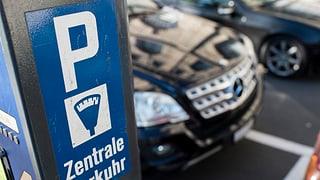 Anti-Steuer-Partei will Parkgebühr einführen (Artikel enthält Audio)