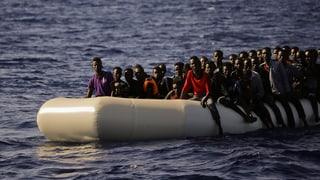 Guardia costala taliana salva passa 1'000 fugitivs