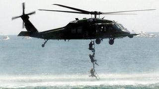 US-Spezialkräfte jagen Extremisten