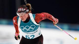 Diplom olimpic per Lena Häcki