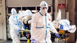 Doch kein Armeeeinsatz in Ebola-Gebieten