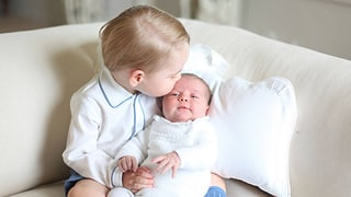 Charlotte und George: So süss sind die britischen Mini-Royals