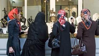 Schweizer Chancen auf iranischen Märkten