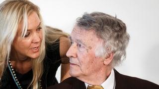 Tochter Vera übernimmt Franz Webers Stiftung