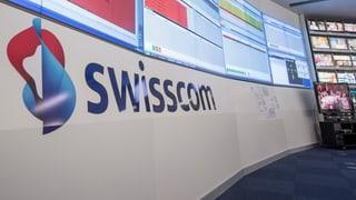 Bund verkauft Swisscom-Anteile