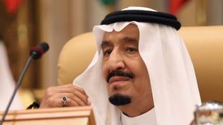 Saudischer König spricht nur kurz zur Lage der Nation