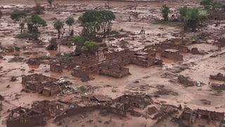 Milliardenklage nach Bergwerks-Dammbruch in Brasilien