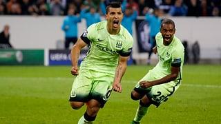 Manchester City vermiest Gladbachs Heimdebüt