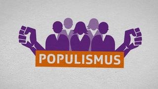 Video «Politik und Gesellschaft: Populismus (7/9)» abspielen