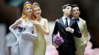 Frankreichs Homosexuelle dürfen heiraten