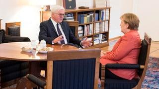 «Der Nimbus der Siegerin Merkel ist gebrochen», sagt SRF-Korrespondent Peter Voegeli in Berlin.