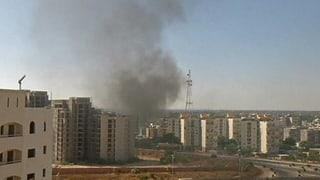 Heftige Gefechte erschüttern Tripolis