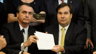 Bolsonaro plant umfassende Rentenreform  (Artikel enthält Audio)