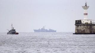 Ukrainischer Marine-Chef läuft zu Russland über