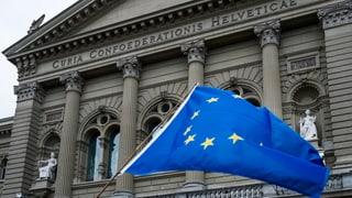 Versöhnliche Töne aus Brüssel: Ständeräte reagieren erfreut