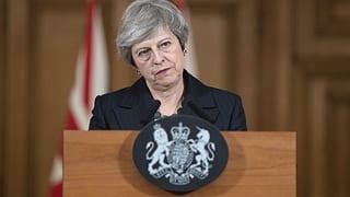 May verteidigt ihren Brexit-Kurs