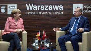 Erdogan legt sich mit Deutschland an
