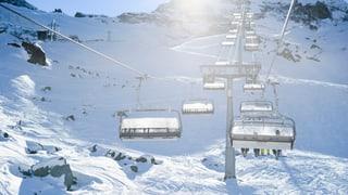 Talfahrt der Schweizer Skigebiete vorläufig beendet