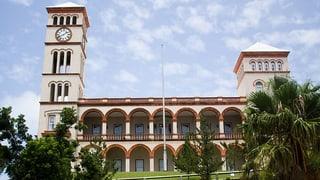 Salle modulable: Stiftung erhält auf Bermudas Recht