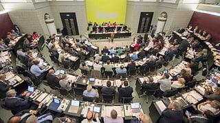 Doch noch: Der Kanton Luzern hat ein gültiges Budget 2017