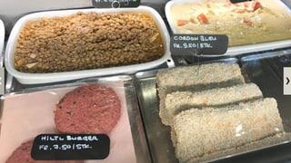 Weshalb sich vegetarische Produkte bei Namen aus der Fleischküche bedienen
