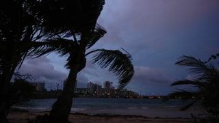 Millionen ohne Strom: Hurrikan «Maria» trifft Puerto Rico hart
