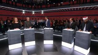 «Arena»: Hat der Islam ein Gewaltproblem?