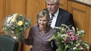 Maya Graf neue Präsidentin des Nationalrats