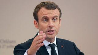 Macron drängt auf Zentren für Asylbewerber in Afrika