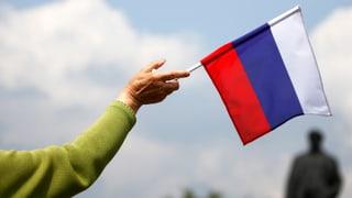«Volksrepublik Donezk» will zu Russland gehören