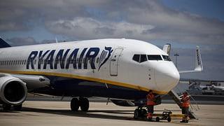Ryanair weitet Flugstreichungen bis März 2018 aus
