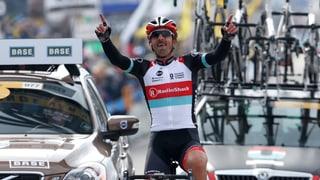 Cancellara gewinnt Flandern-Rundfahrt