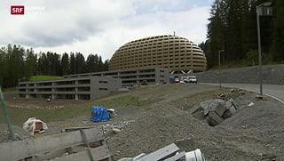 Luxushotel «Goldenes Ei» bleibt Davos erhalten