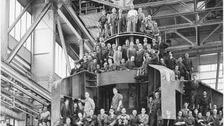 125 Jahre ABB: Eine Firma prägt Baden