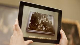Wenn das Smartphone die Führung durchs Museum ersetzt
