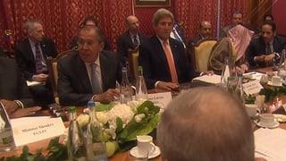 Syrien-Treffen in Lausanne ergebnislos beendet